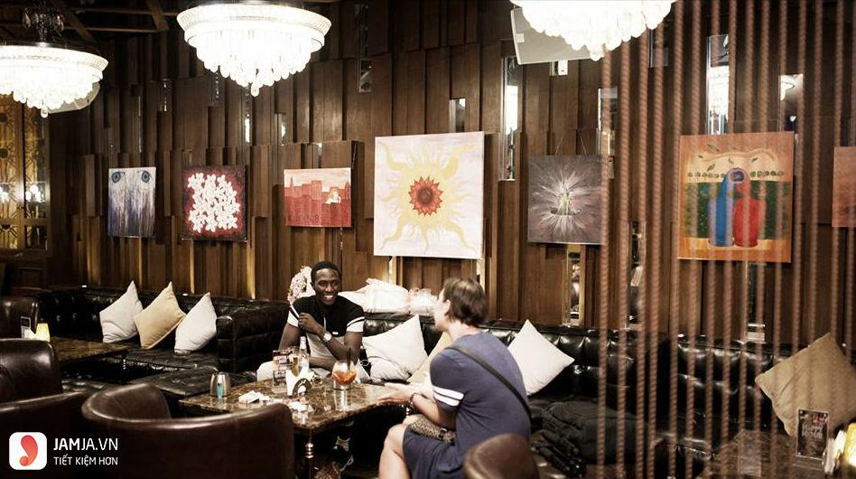 quán bar Camelia Lounge 2