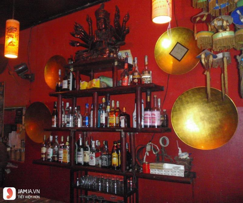 quán bar Mao Red Lounghe 1