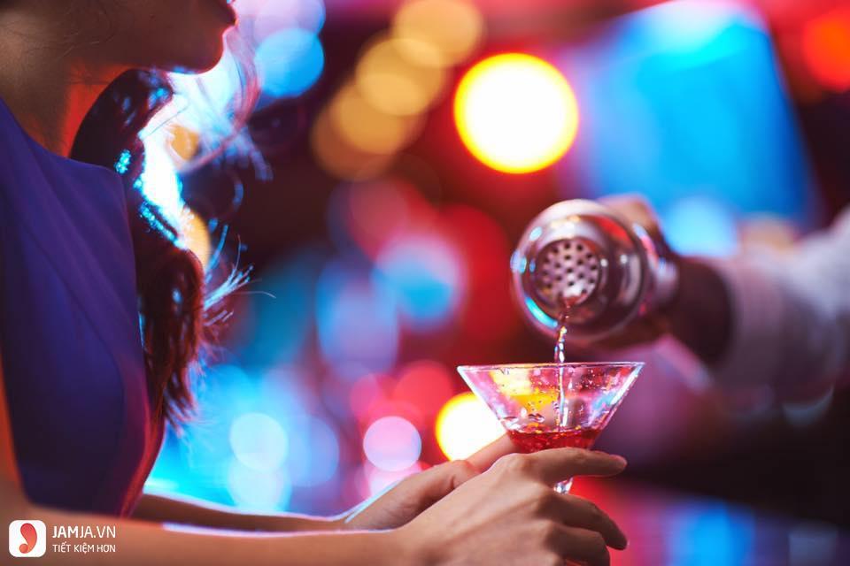 Quán bar Mojito Lounge 8