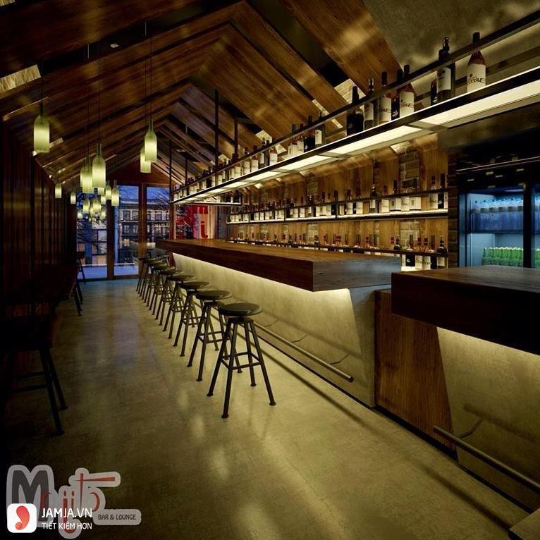 Quán bar Mojito Lounge 1
