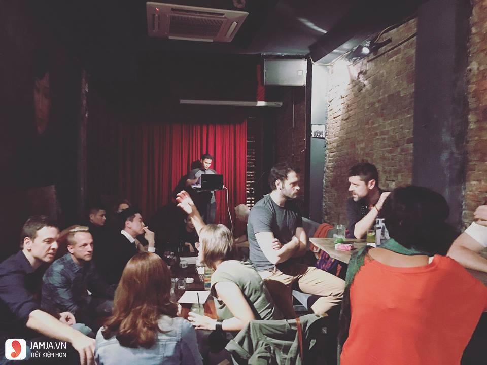 Quán bar Mojito Lounge 3