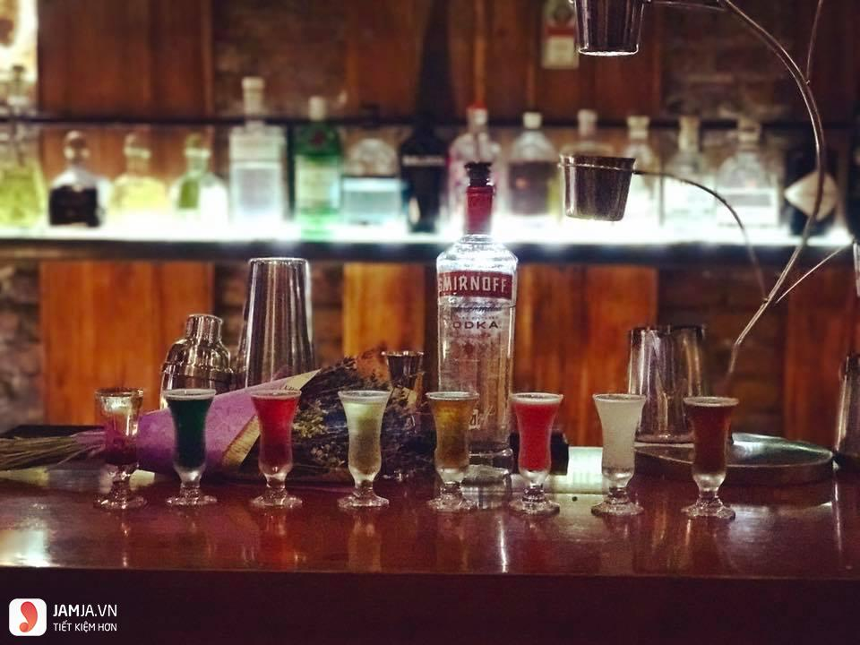 Quán bar Mojito Lounge 4