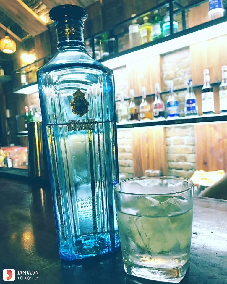 Quán bar Mojito Lounge 7