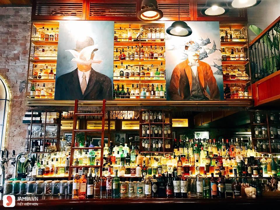 quán bar Polite & Co 5