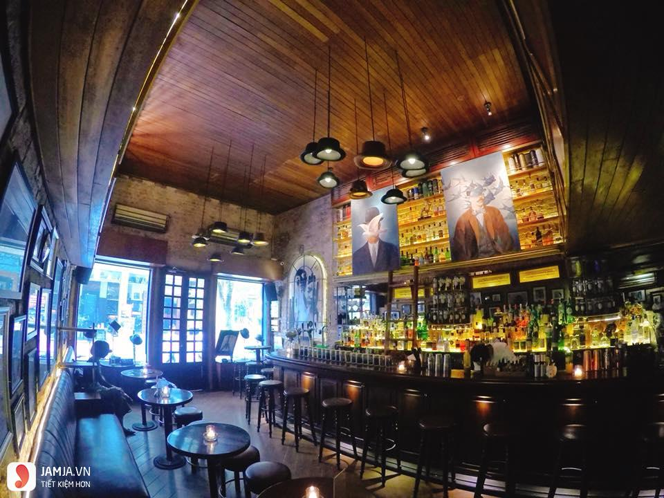 quán bar Polite & Co 4