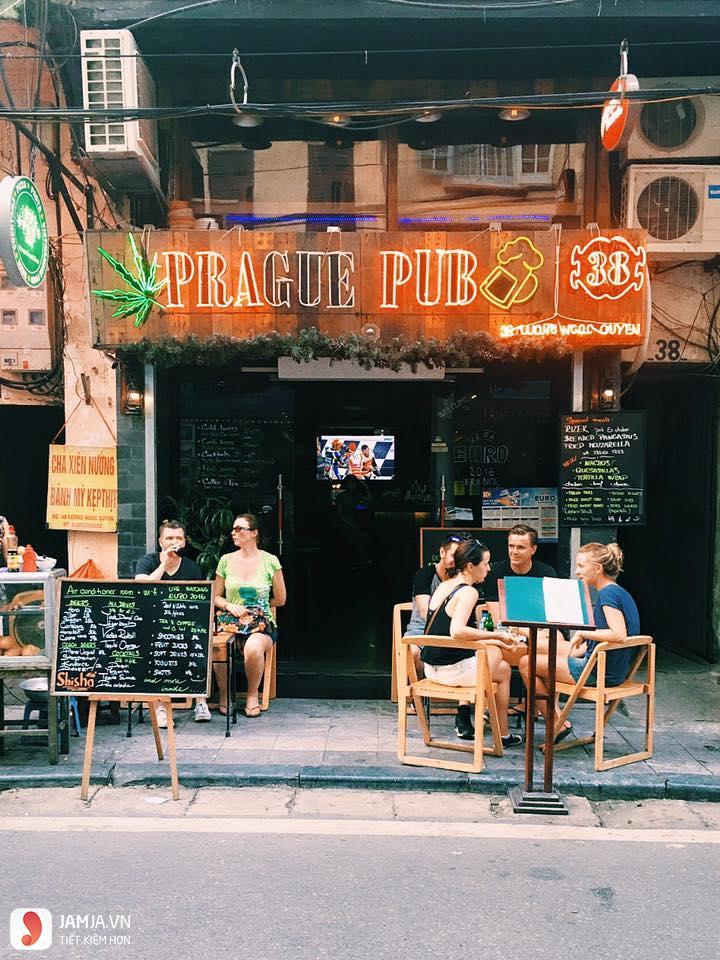 Prague Pub - Lương Ngọc Quyến 2