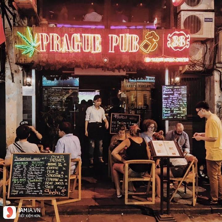 Prague Pub - Lương Ngọc Quyến 1