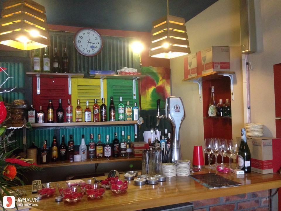 quán bar Rastaman 2