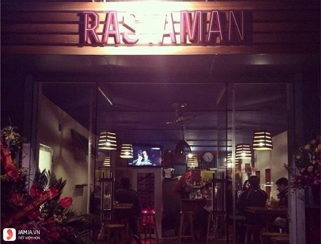 quán bar Rastaman 1