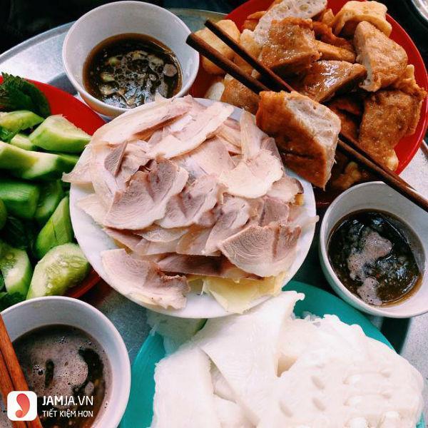 Quán bún đậu mắm tôm Nam Định 2
