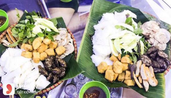Quán bún đậu mắm tôm Nam Định 1