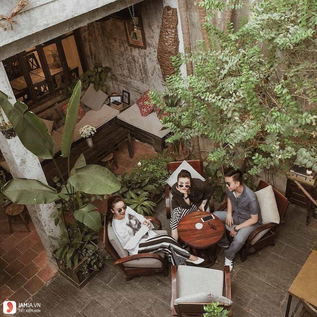 Quán cafe tình nhân ở Huế 5