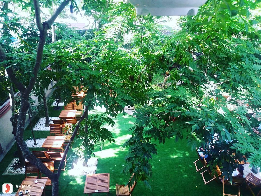 Các quán cafe trên cao ở Huế tuyệt đẹp