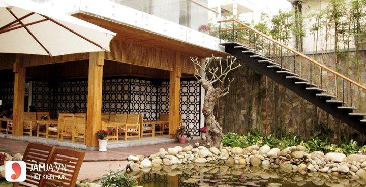 Quán cafe vườn đẹp ở Đà Nẵng 1