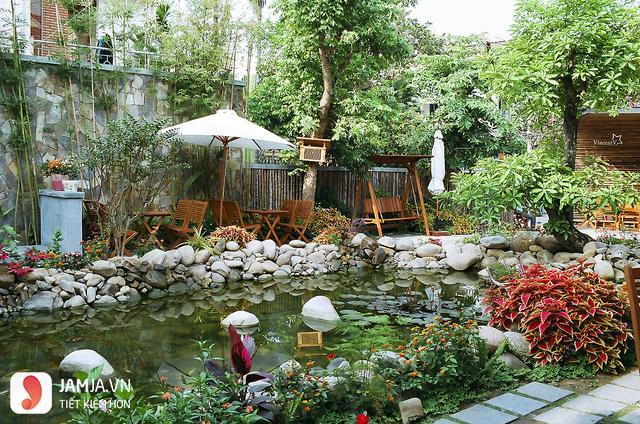 Quán cafe vườn đẹp ở Đà Nẵng 2