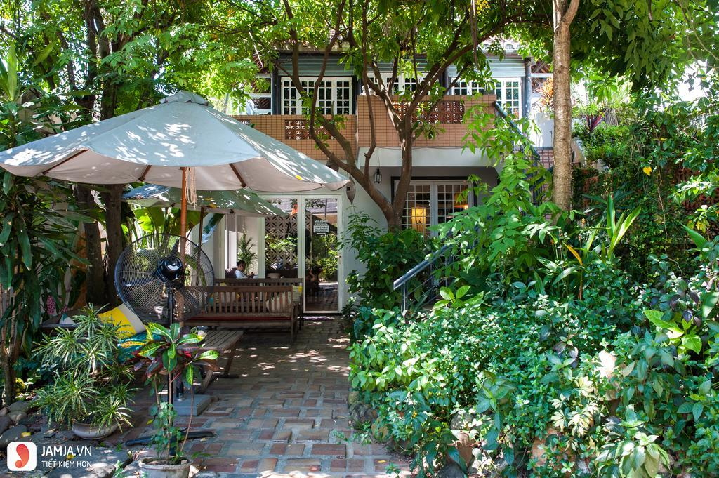 Quán cafe vườn đẹp ở Đà Nẵng 3
