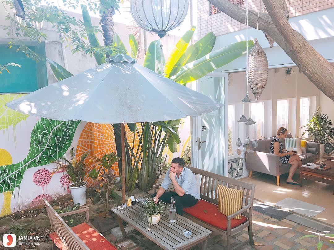 Quán cafe vườn đẹp ở Đà Nẵng 4