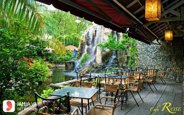 Quán cafe vườn đẹp ở Đà Nẵng 5