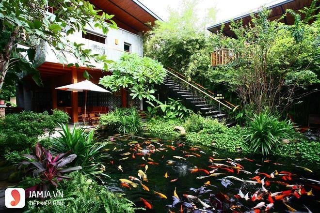 Quán cafe vườn đẹp ở Đà Nẵng