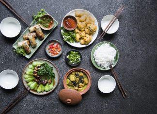 quán chay ngon rẻ ở Sài Gòn