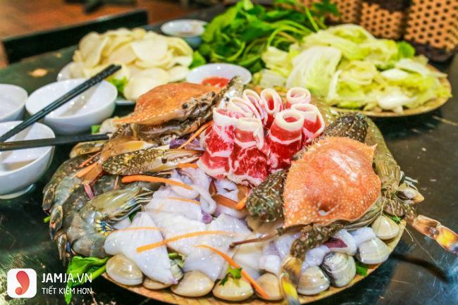 Quán hải sản Kim Dung