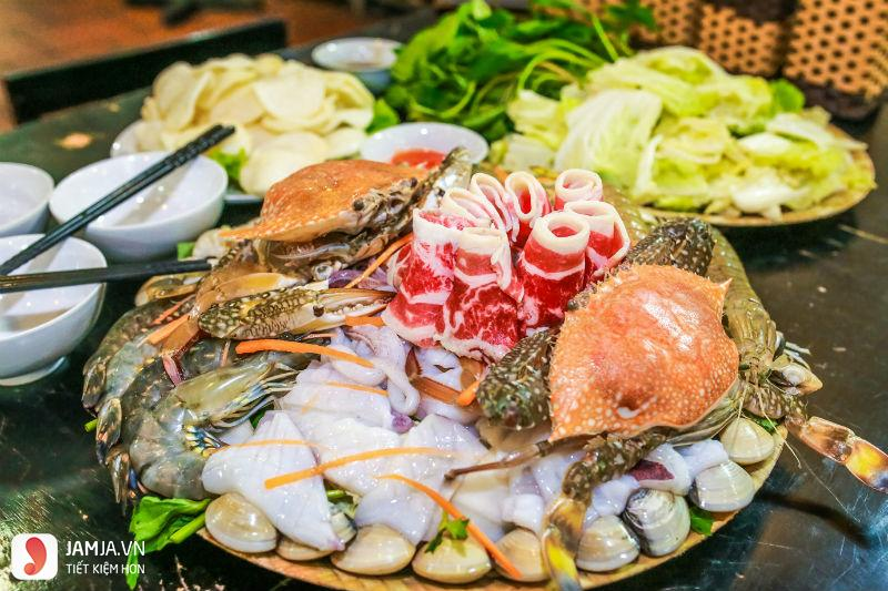 Quán Hải Sản Phong Phú 2