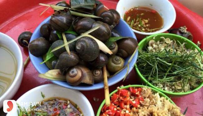 Quán Ốc Luộc Hà Trang