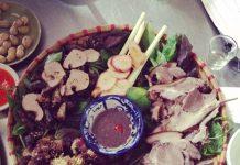quán thịt chó ngon ở Hà Nội
