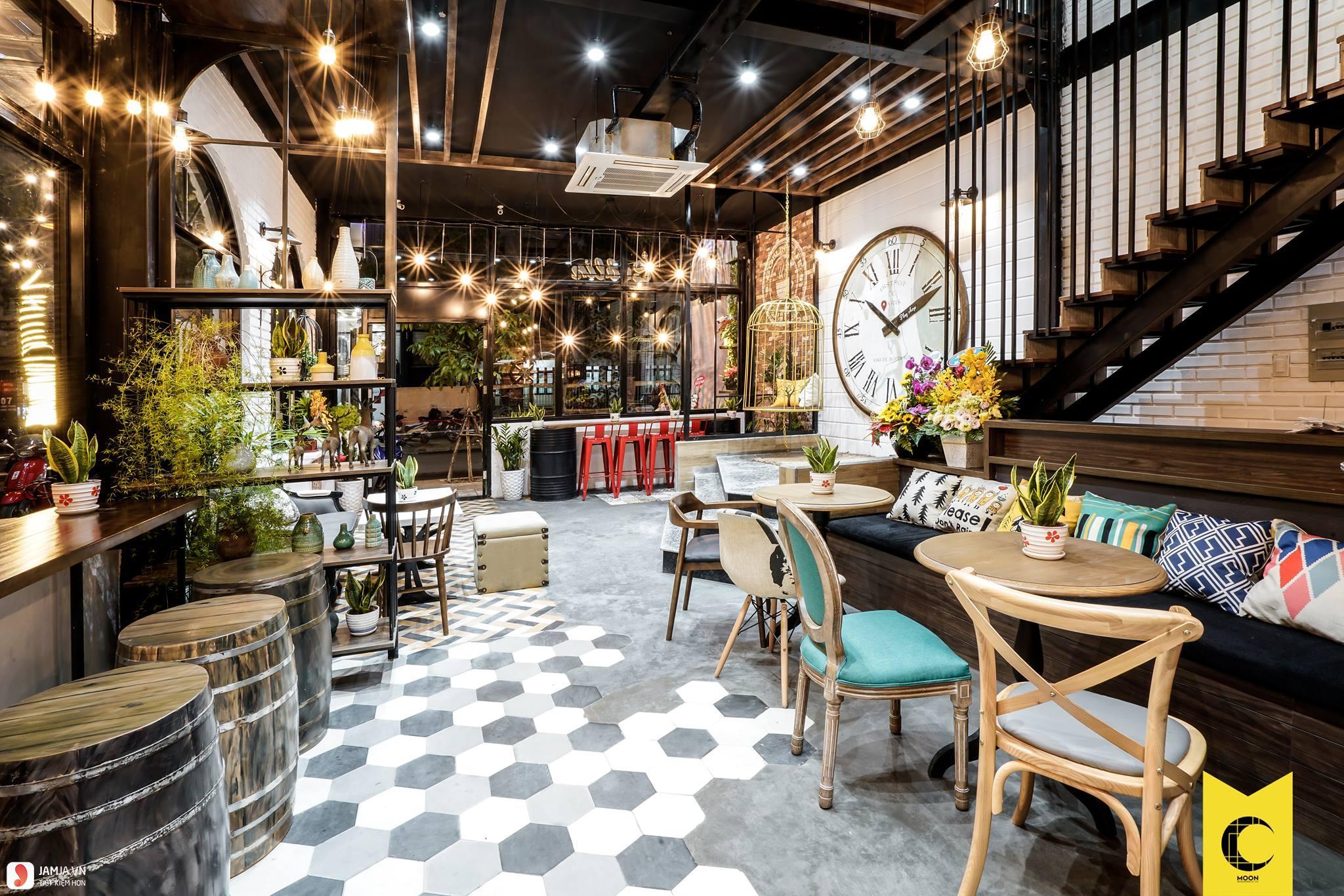 Lời khuyên cho việc thiết kế quán cafe rẻ 3