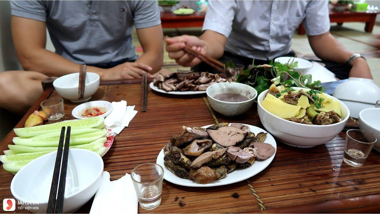 Thịt chó Anh Tú- Nhật Tân 1