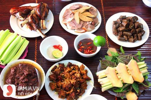 Thịt chó Việt Trì 2