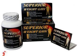 Thuốc tăng cân Superior Weight Gain giá bao nhiêu? Review chi tiết