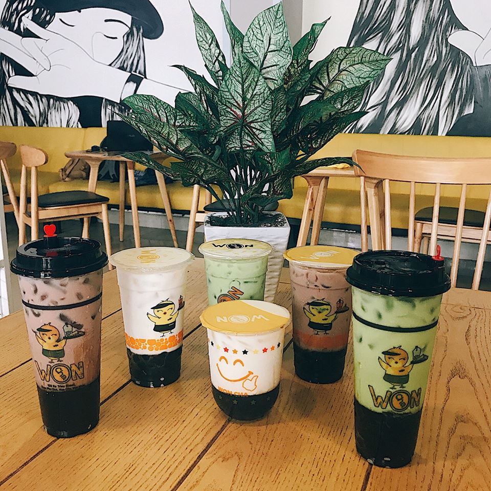 Trà sữa Won Cha Nguyễn Chí Thanh 1