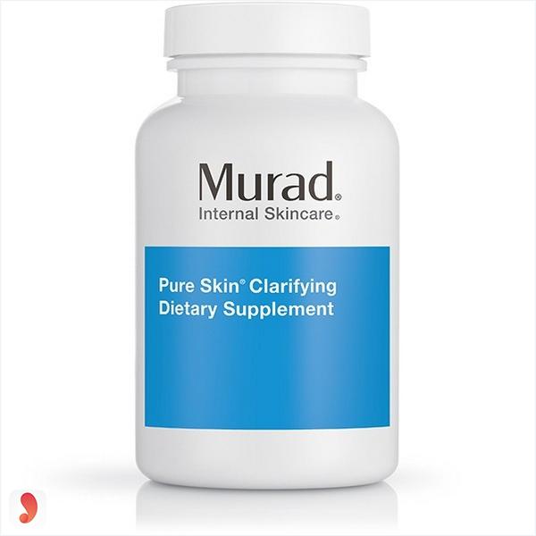 Viên uống trị mụn Murad Pure Skin Clarifying Dietary Supplement 5