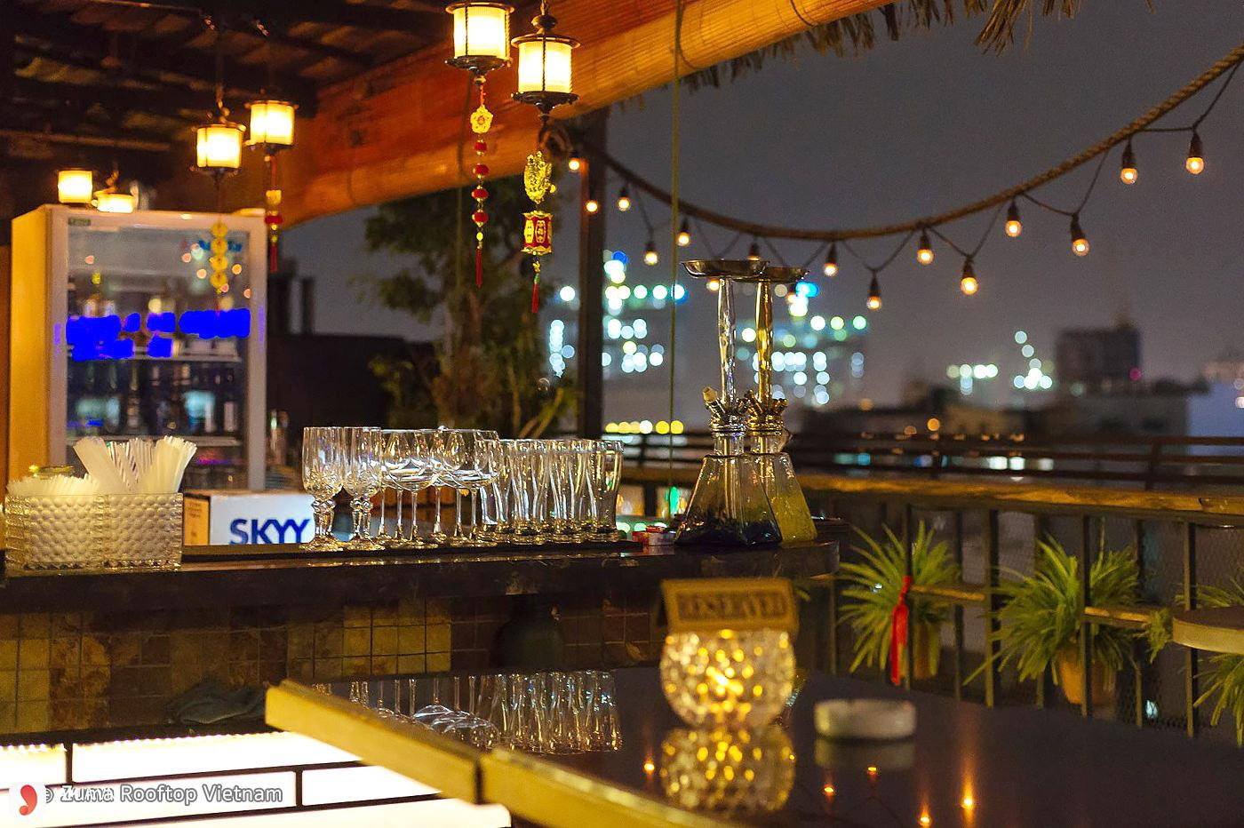 Zuma Rooftop Bar