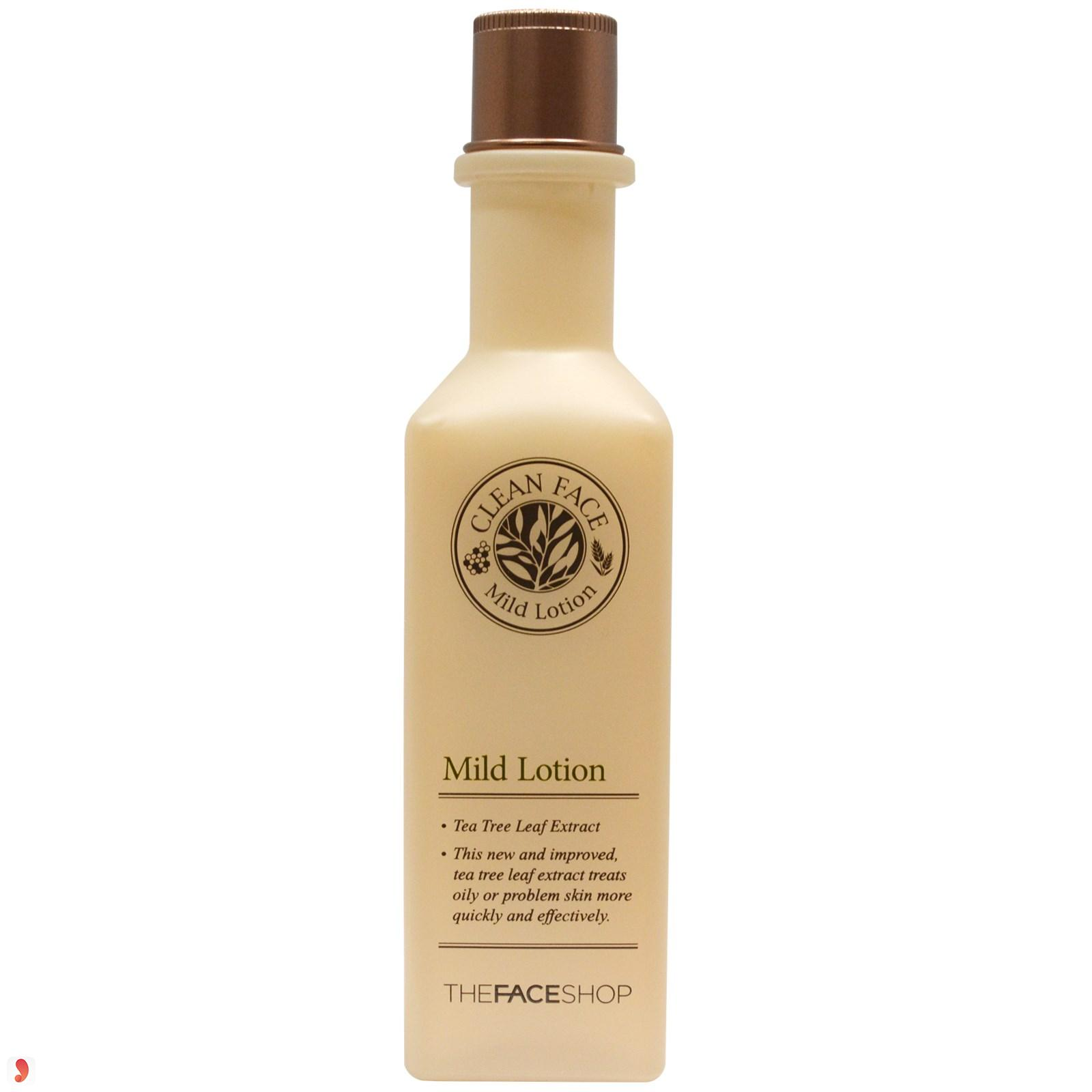 lotion dưỡng da mặt tốt nhất 10