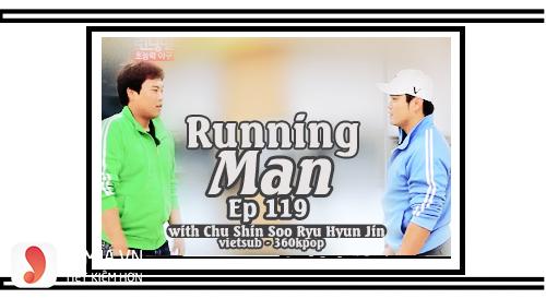 Running Man tập 119