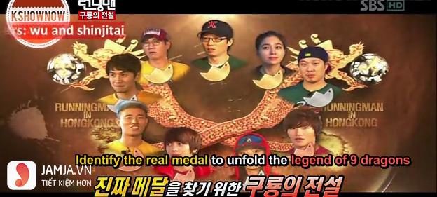 Running Man tập 73 -Jung Young Hwa, Lee Min Jung