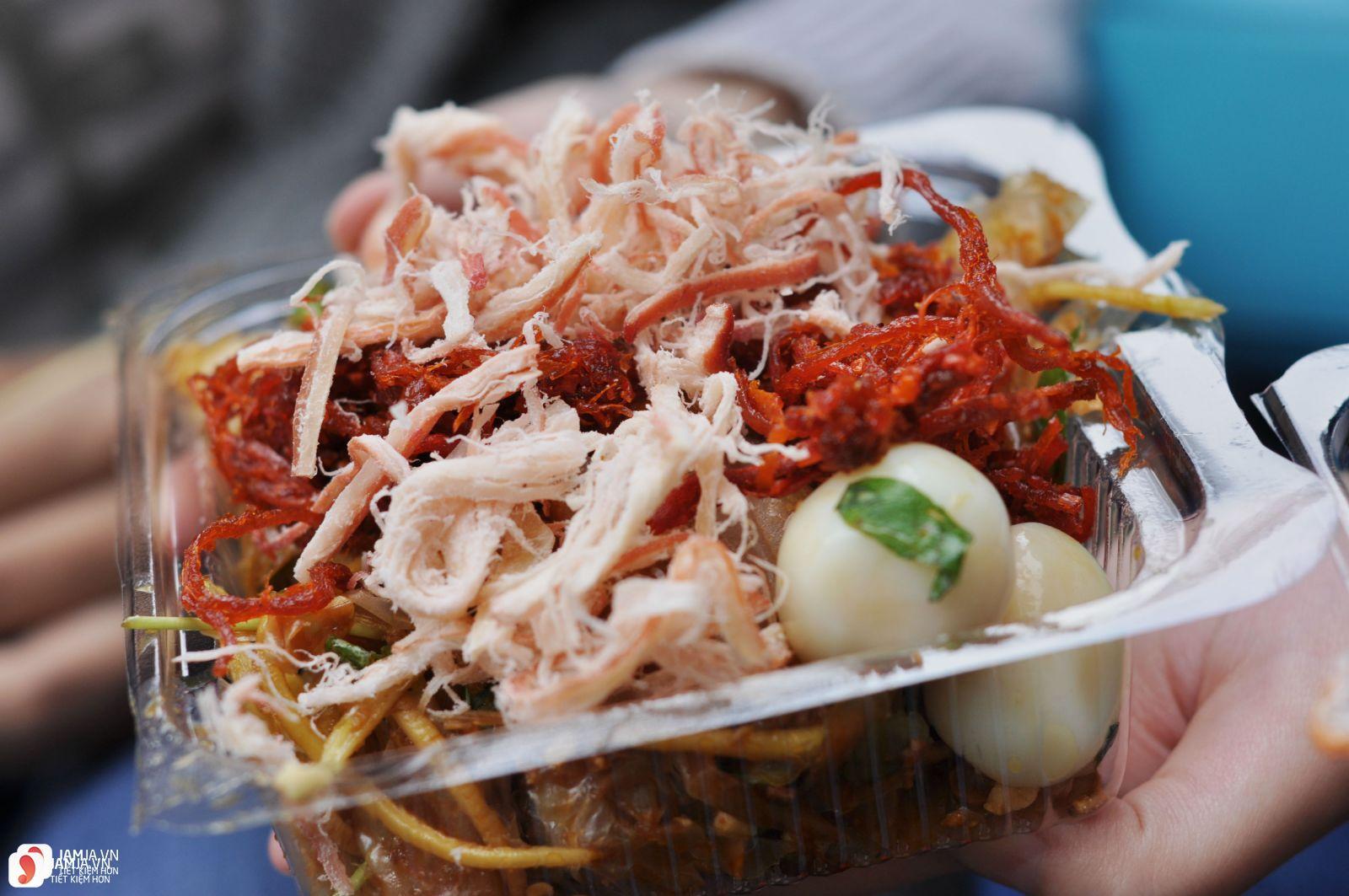Bánh tráng cô Sáu Sài Gòn 2