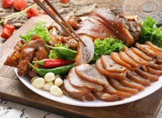 các món ăn mặn từ thịt heo 1