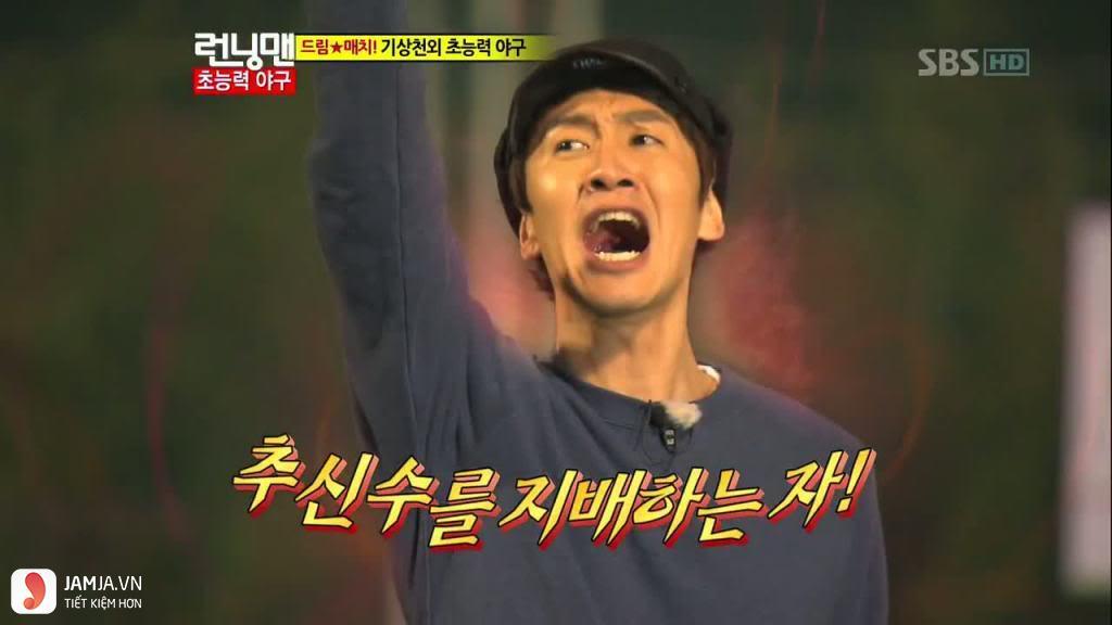 Các tập Running Man có rating cao nhất 10