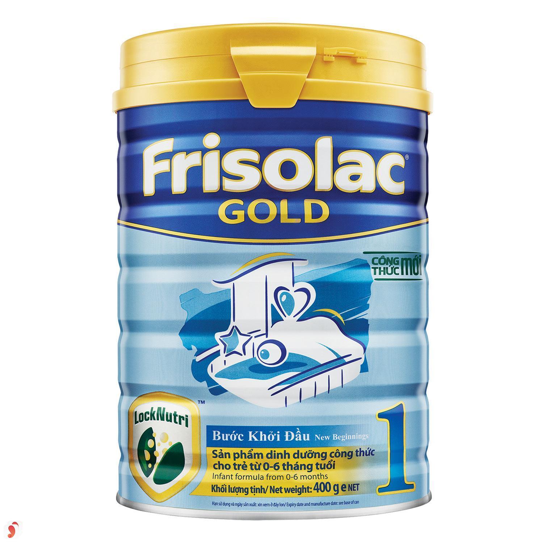 Cách bảo quản sữa bộtFrisolac Gold 1 3