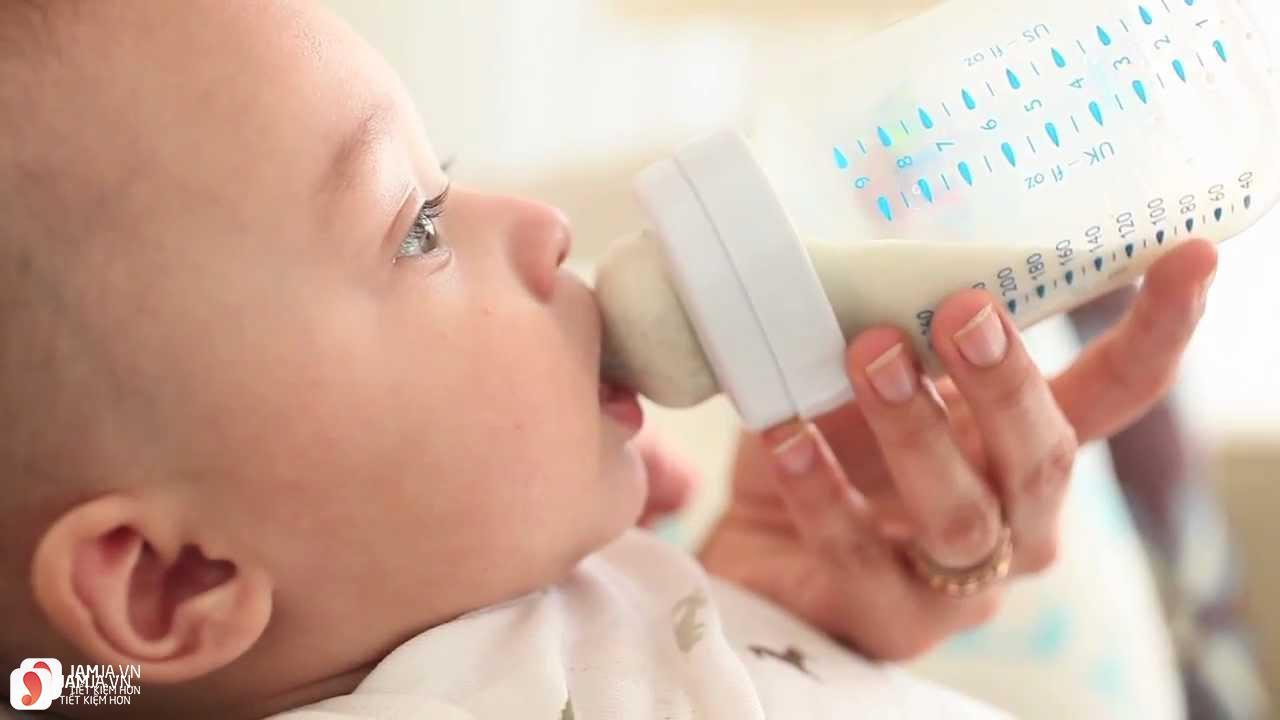 Cách bảo quản sữaCare 100 Plus 3