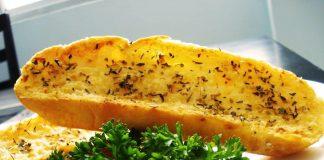 cách làm bánh mì bơ đường