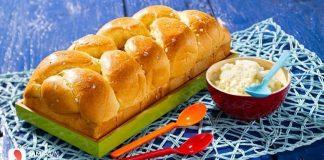 cách làm bánh mỳ hoa cúc 6