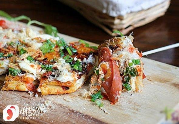 cách làm bánh mỳ nướng muối ớt 6