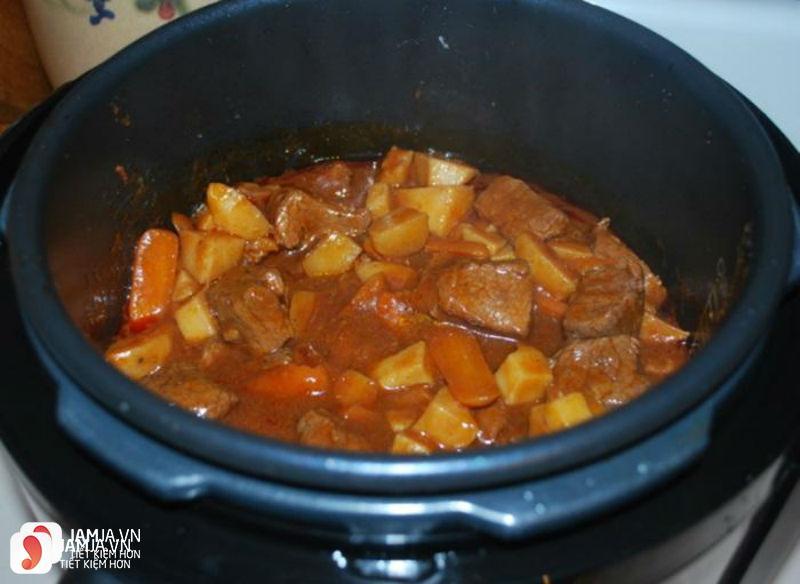 Cách nấu cari bò đậm đà 3