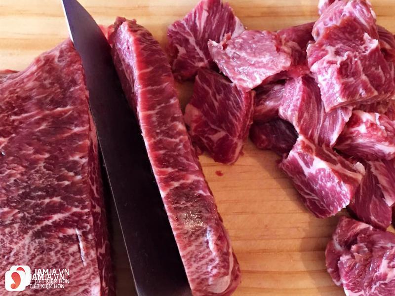 Cách nấu cari bò đơn giản 2