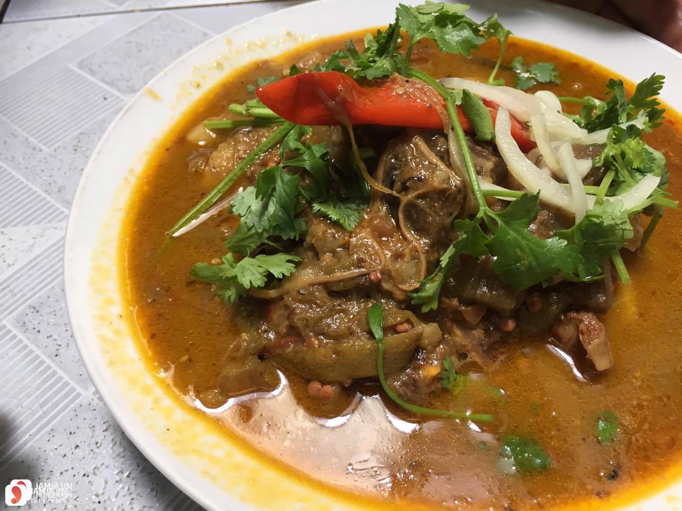 Cách nấu cari bò kiểu Ấn Độ 1