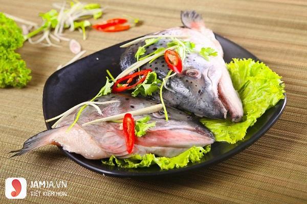 cách nấu lẩu cá hồi nấu nấm 2